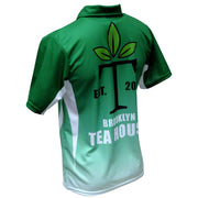 SPL 1008 - Sublimation Polo - Back