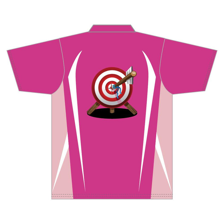 SPL 1012 - Sublimation Polo - Back