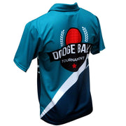 SPL 1022 - Sublimation Polo - Back