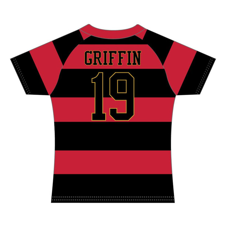 SRG 1003 - Sublimation Rugby Jersey - Back