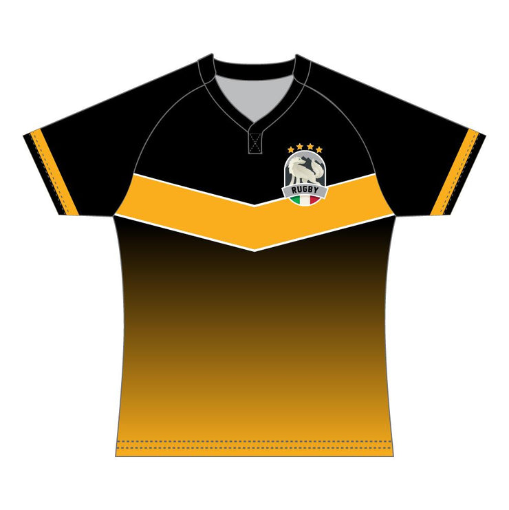 SRG 1006 - Sublimation Rugby Jersey
