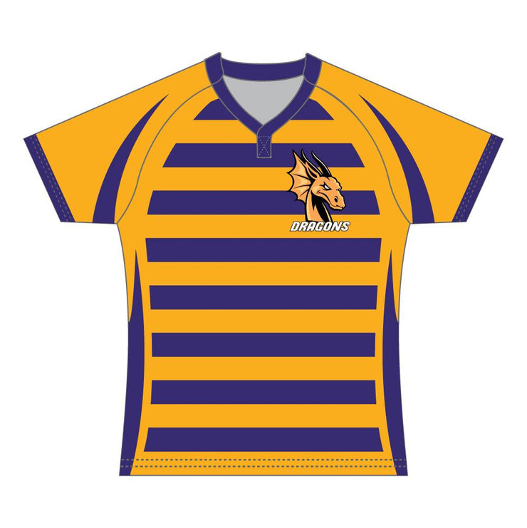 SRG 1009 - Sublimation Rugby Jersey