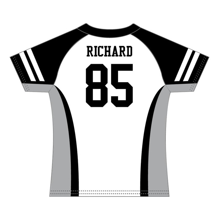 SRG 1013 - Sublimation Rugby Jersey - Back