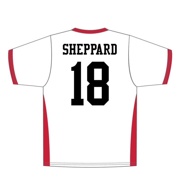 SSC 1083 - Volleyball Jersey - Back