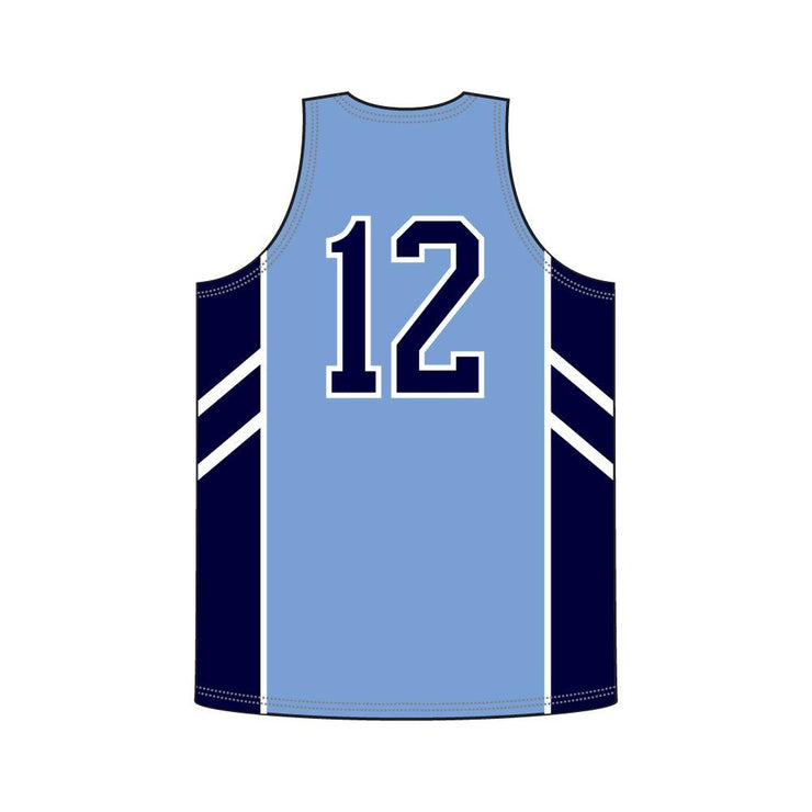 STM 1013 - Men's Track Jersey - Back