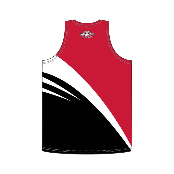 STM 1014 - Men's Track Jersey - Back
