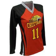 SVB 1075LS - Women's Long-Sleeve Volleyball Jersey