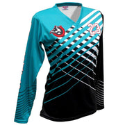 SVB 1104LS - Women's Long-Sleeve Volleyball Jersey