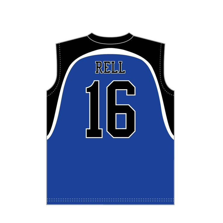 SVM 1003 - Men's Volleyball Jersey - Back