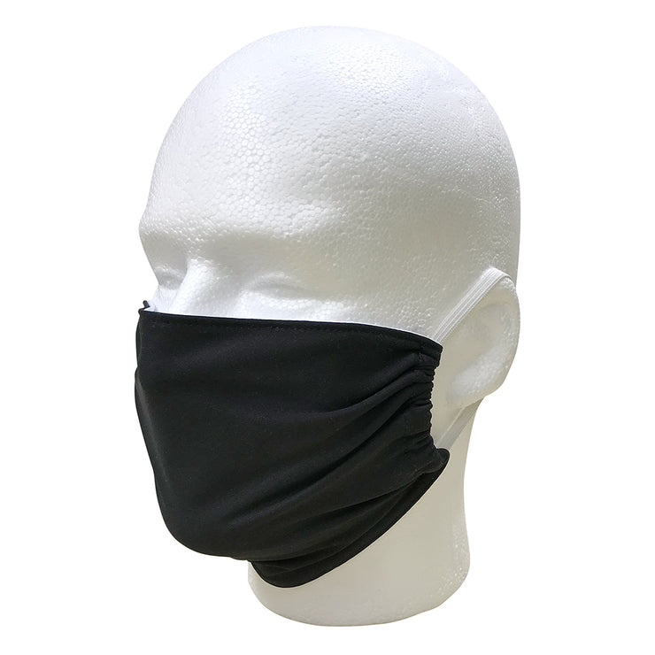 KMF 101 - Reusable Face Mask - Black
