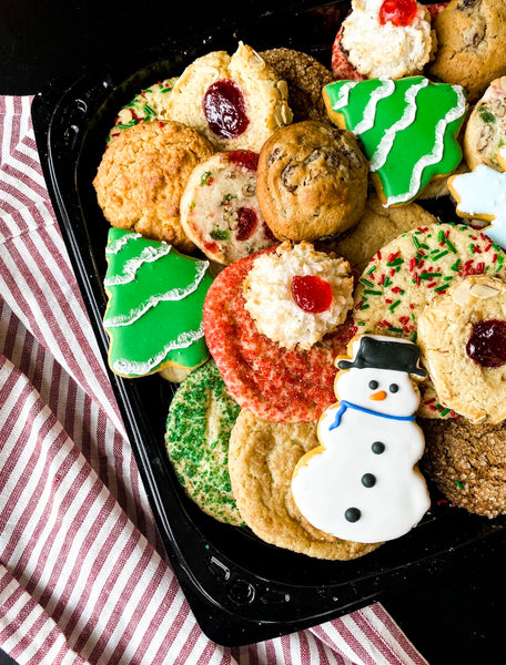 Assorted Cookie Tray (30pc)