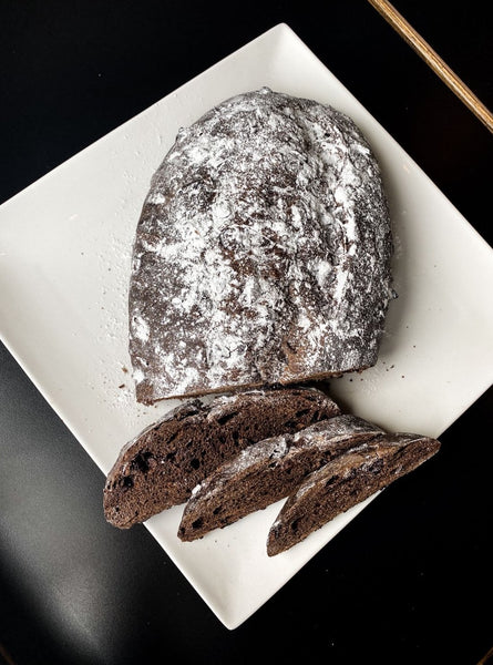 Chocolate Cranberry Sourdough