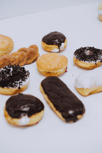 Assorted Donuts (6, 12)