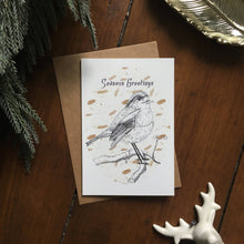 Load image into Gallery viewer, Robin Christmas Card - Single