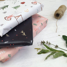 Load image into Gallery viewer, Festive Print Wrapping Paper