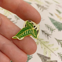 Load image into Gallery viewer, Leaf Enamel Pin