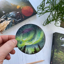 Load image into Gallery viewer, NEW - Northern Lights Vinyl Sticker