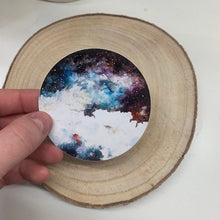 Load image into Gallery viewer, Nebula Vinyl Sticker