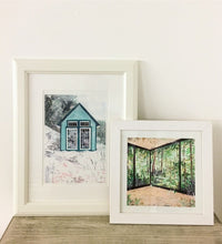 Load image into Gallery viewer, Abandoned Cabin - Limited Edition Print