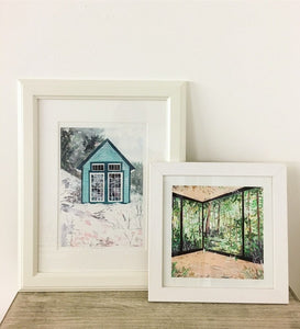 Abandoned Cabin - Limited Edition Print