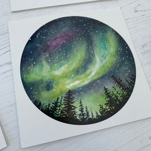 Load image into Gallery viewer, Starry Sky Cards | Set of 4