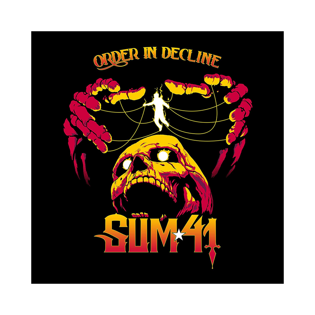 Sum41 Order in Decline CD