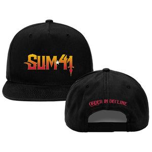 Sum 41 Order In Decline Hat