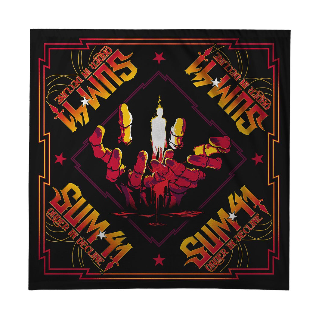 Order In Decline Bandana