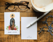 Load image into Gallery viewer, Josephine Bakhita Notecards - Pack of 5