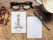 Load image into Gallery viewer, Joan of Arc Notecards - Pack of 5