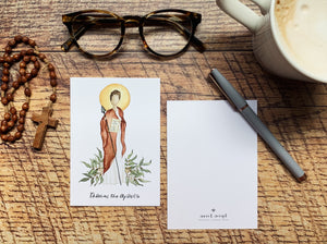 Thomas the Apostle Notecards - Pack of 5