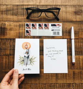 Peter Notecards - Pack of 5