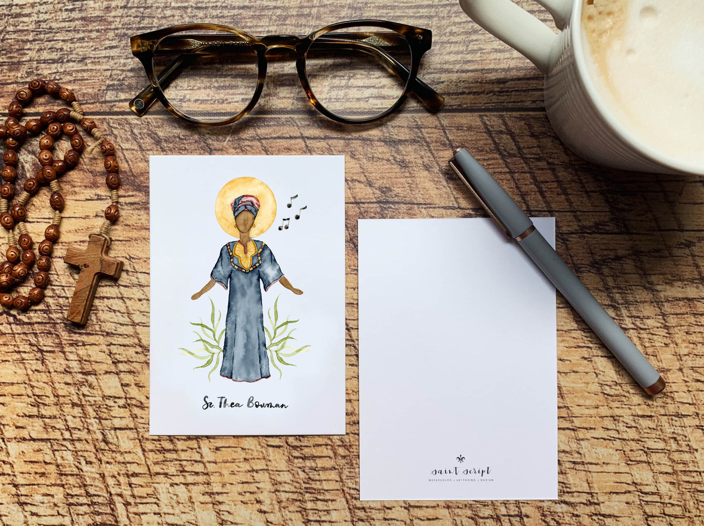 Sister Thea Bowman Notecards - Pack of 5