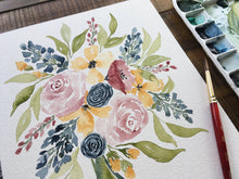 Load image into Gallery viewer, Summer Bouquet Print