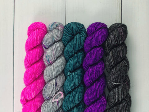 Boss Mini Skein Set