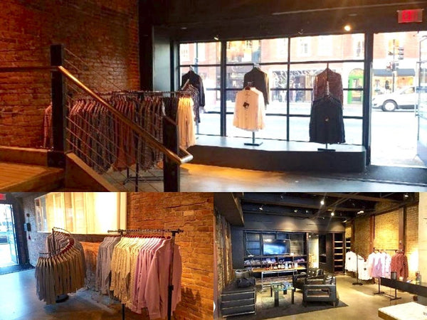 3101 M Street NW: Our D.C. Store