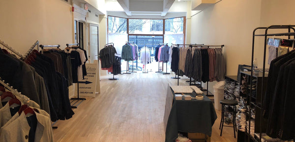125 Newbury Street: Our Boston Pop-Up Shop