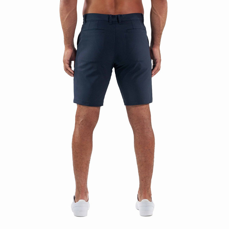 Athletic Fit Shorts - Navy