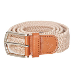Stretch Belt - Light Brown