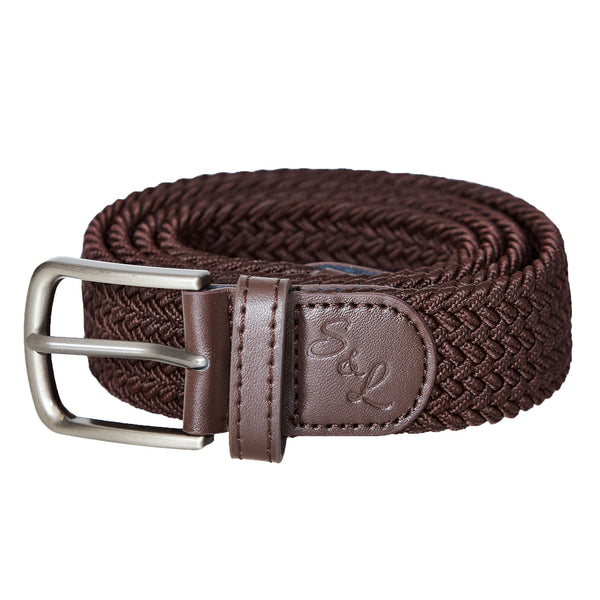 Stretch Belt - Brown