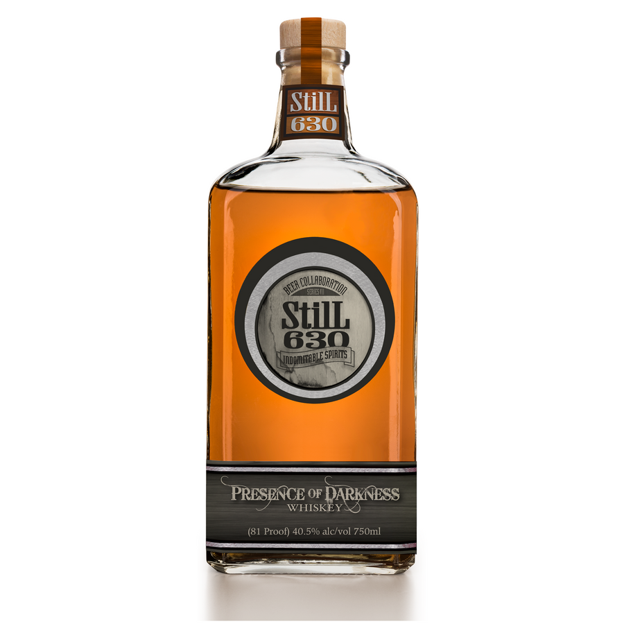 Presence of Darkness Whiskey 750mL