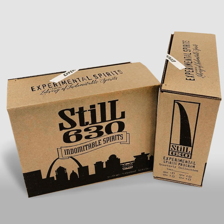X Series Y2 - Q3 (Barrel-Aged Gins) - Boxed 3 pack