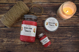 Heirloom Tomato Soy Candle