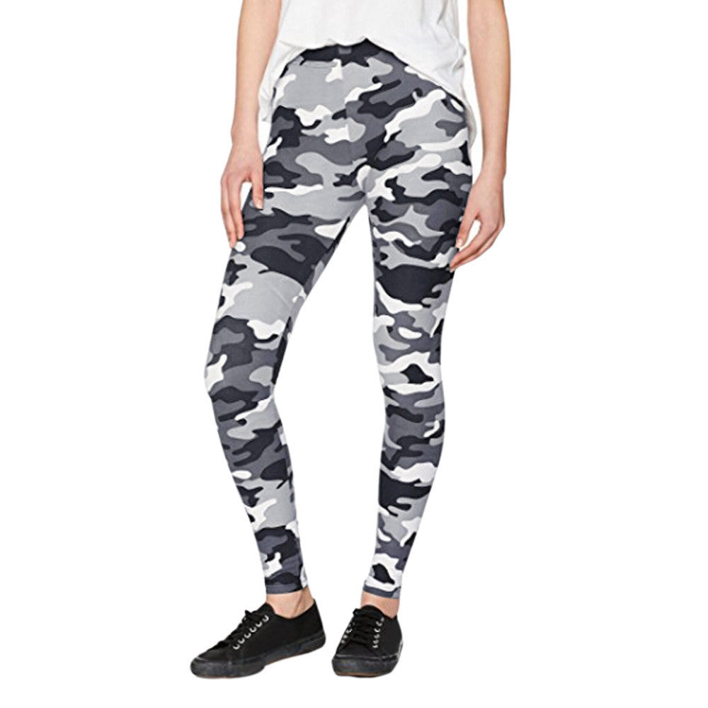 3813a9b576 Fashion Womens Yoga Workout Gym Leggings Fitness Sports Trouser Athletic  Pants