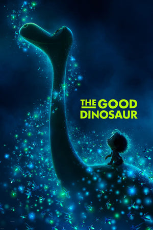 The Good Dinosaur - 4K