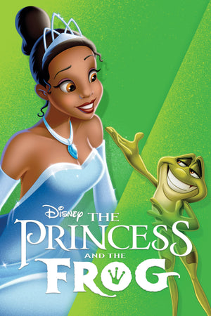 The Princess and the Frog - 4K