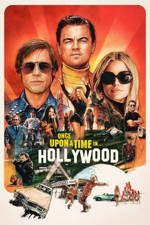 Once Upon a Time in Hollywood - 4K