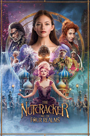 The Nutcracker and the Four Realms - 4K