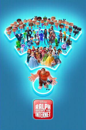 Ralph Breaks The Internet - 4K