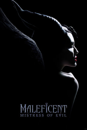 Maleficent Mistress of Evil - 4K